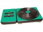 DJ Hero for the PS2, PS3, and 360 Skin :: Turquoise