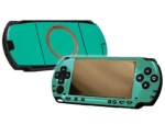 Sony PSP Skin :: Turquoise