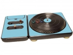 DJ Hero for the PS2, PS3, and 360 Skin :: Ice Blue