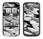 HTC Droid Eris Skin :: Camo Snow