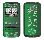 HTC Droid Eris Skin :: Kiss Me Irish