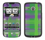 HTC Droid Eris Skin :: Punk Rock Plaid