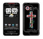HTC Droid Incredible Skin :: Christian 3