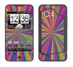HTC Droid Incredible Skin :: Color Blast