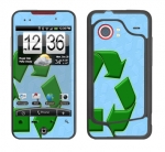 HTC Droid Incredible Skin :: Recycle