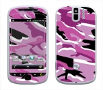 HTC myTouch 3G Slide Skin :: Camo Pink