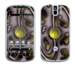 HTC myTouch 3G Slide Skin :: Cynic Yellow