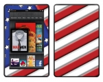 Amazon Kindle Fire Skin :: American Flag 1
