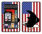 Amazon Kindle Fire Skin :: American Flag 2