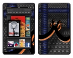 Amazon Kindle Fire Skin :: Bio Hazard