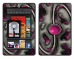 Amazon Kindle Fire Skin :: Cynic Pink