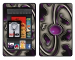 Amazon Kindle Fire Skin :: Cynic Purple