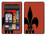 Amazon Kindle Fire Skin :: Royal Heraldry