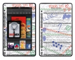 Amazon Kindle Fire Skin :: Seniors 2013