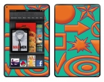 Amazon Kindle Fire Skin :: Shape Up