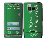 LG Dare Skin :: Kiss Me Irish