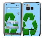 LG Dare Skin :: Recycle
