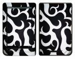 Barnes & Noble Nook Color Skin :: Curly Contours