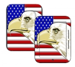 Barnes & Noble Nook Touch Skin :: American Flag 3
