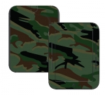 Barnes & Noble Nook Touch Skin :: Camo Green