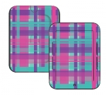 Barnes & Noble Nook Touch Skin :: Candy Shop Plaid