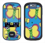 Samsung Exclaim Skin :: Digital Butterfly
