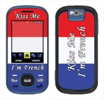 Samsung Exclaim Skin :: Kiss Me French