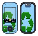 Samsung Exclaim Skin :: Recycle